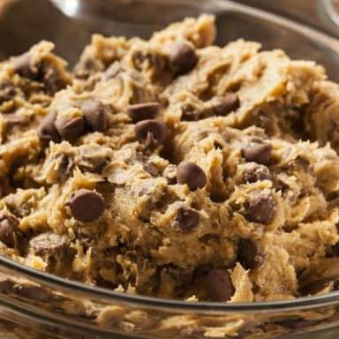 no brown sugar cookie dough