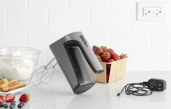 Cuisinart EvolutionX Cordless Rechargeable Hand Mixer Review