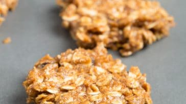 maple no bake cookies