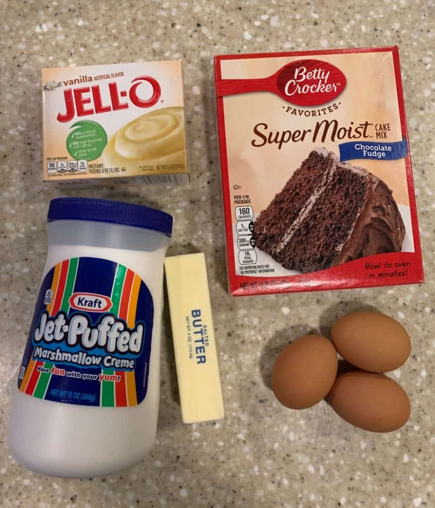 whoopie pie ingredients