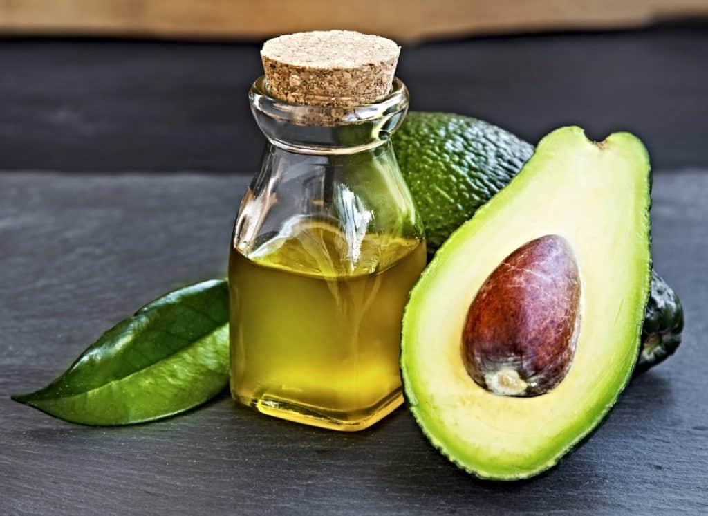Avocado Oil and avocado