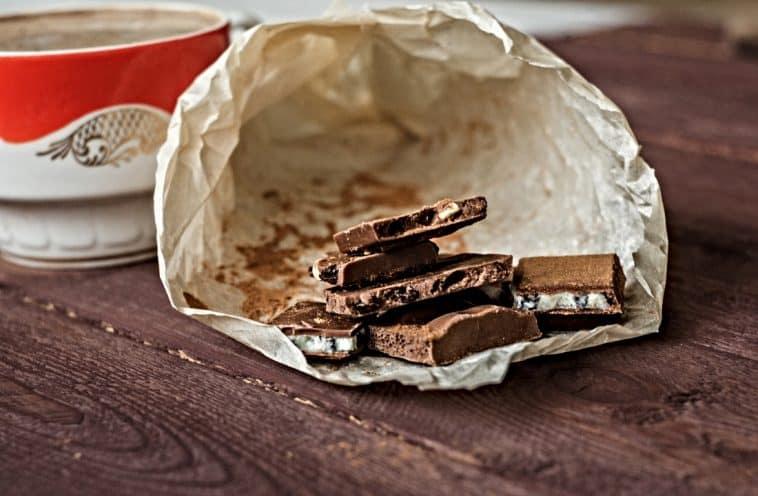 bag of almond bark