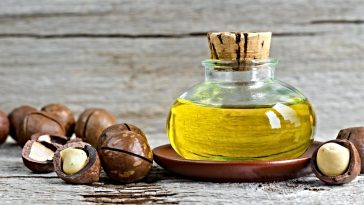 macadamia nut oil and macadamia nuts
