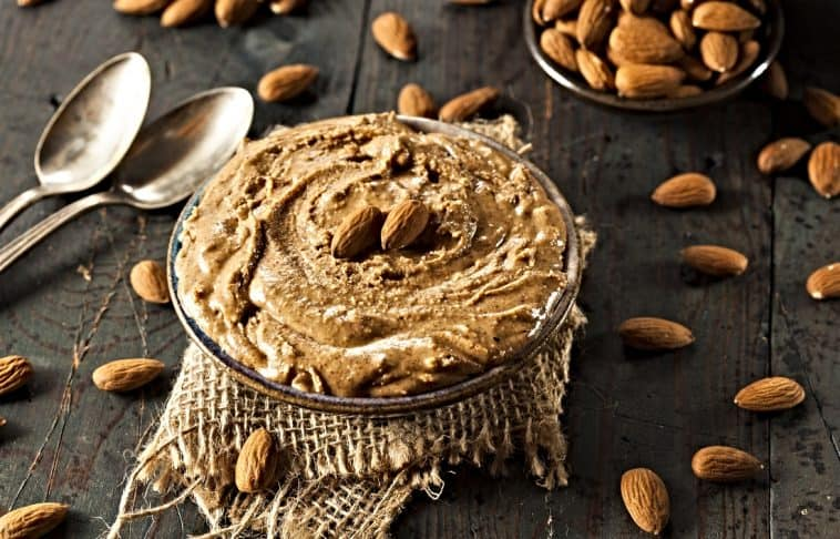 almond butter is a substitute for butter extract